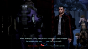 Bioware's Mass Effect series is full of C&C.